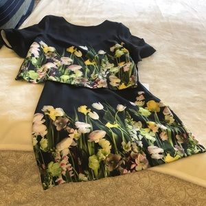 Victoria Beckham skirt and top (with tags)